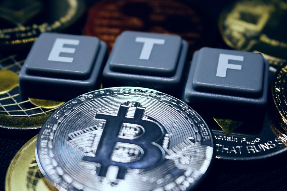 ETF filing in U.S. aims to invest 15% of assets in Grayscale's Bitcoin Trust
