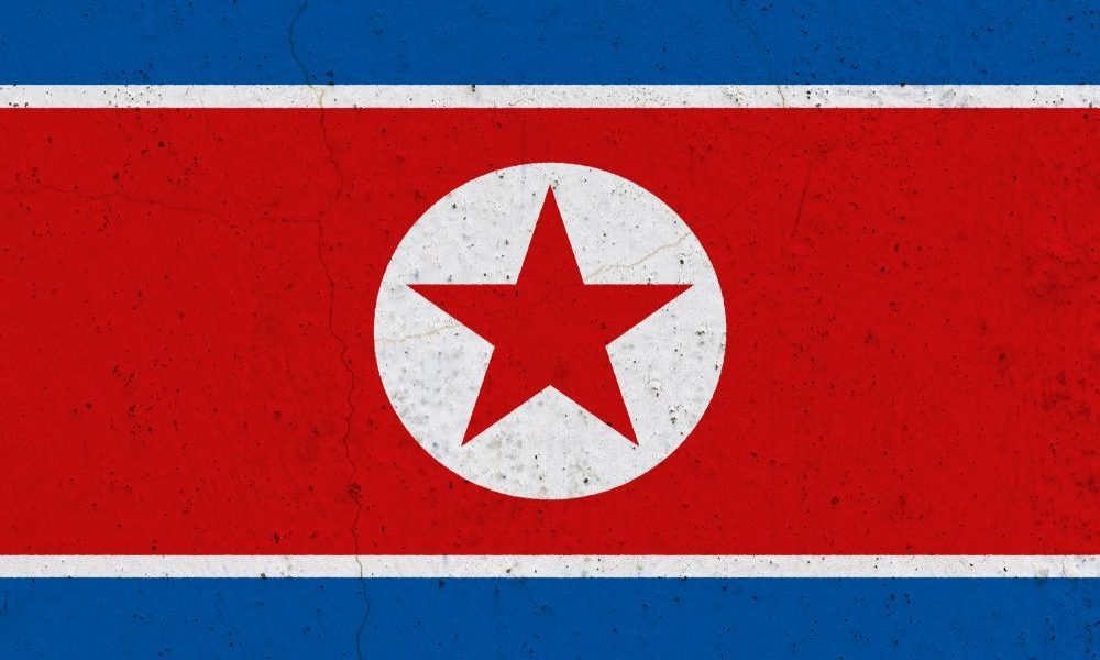 Ripple XRP North Korea