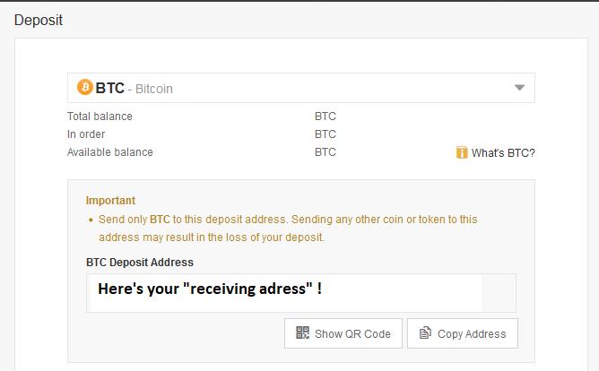 Achat Bitcoin avec carte de crédit sur binance