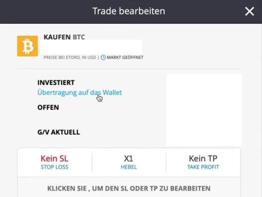 bitcoin etoro wallet