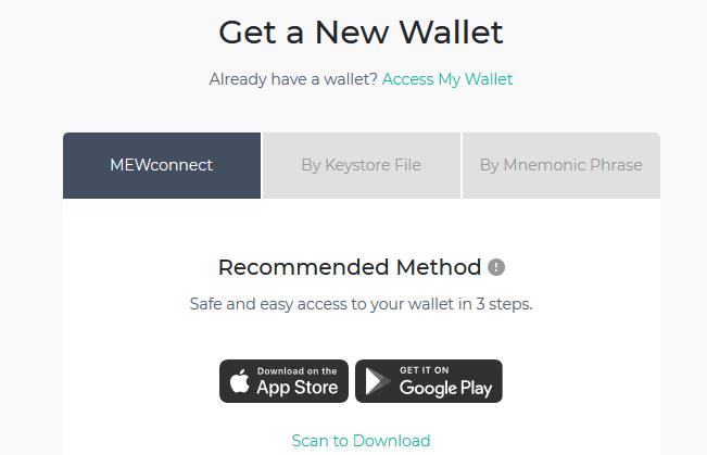 Ethereum Portefeuille comment télécharger et installer