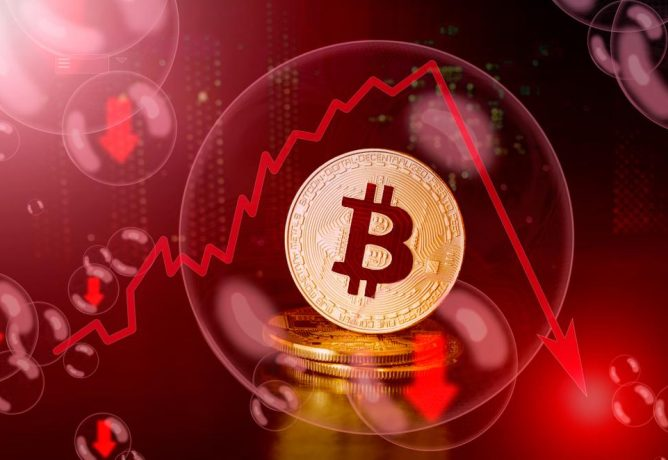 Bitcoin drops by $8,400, XRP crashes 29% in mysterious overnight flash crash