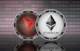TRON Ethereum Bitcoin