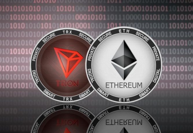 TRON based JUST ranks #1 in front of Synthetix, Compound by users