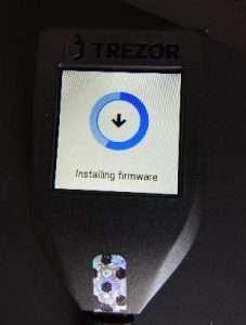 Instalando o Firmware