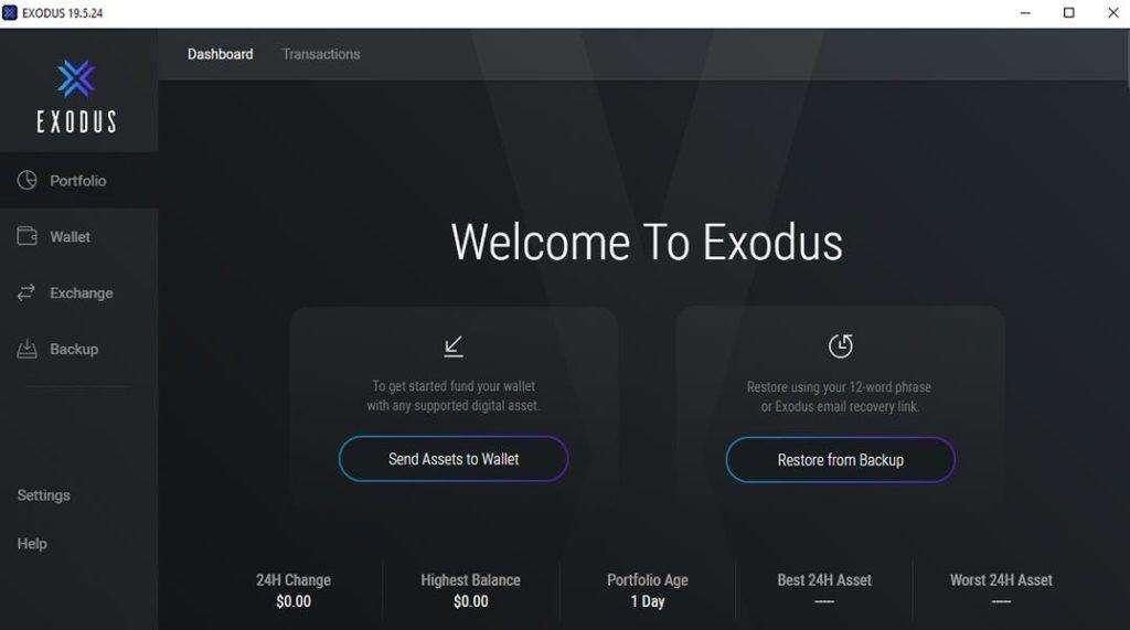Litecoin Wallet Dashboard