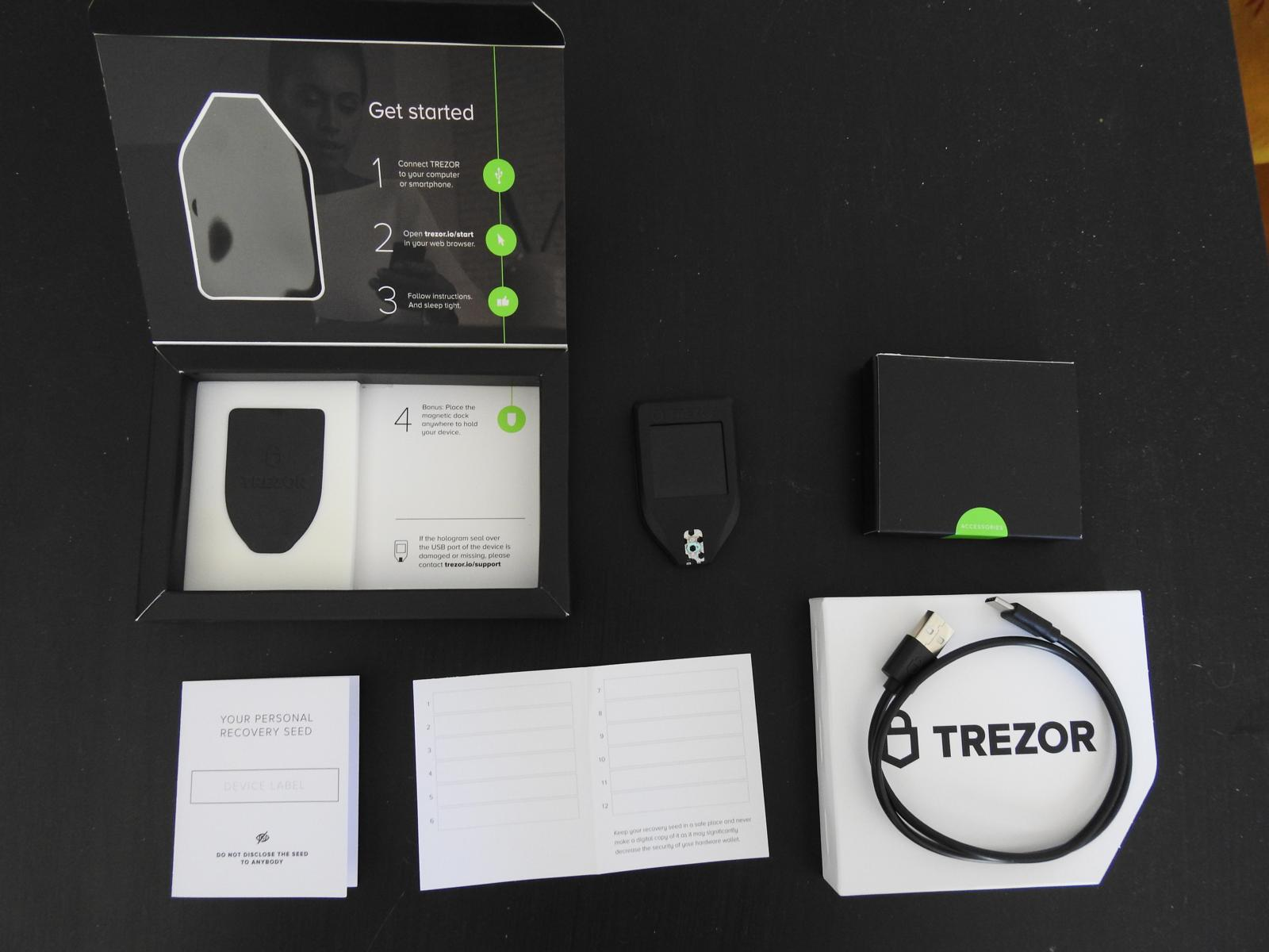 Trezor Model T: Hardware Wallet Comparison, Evaluation