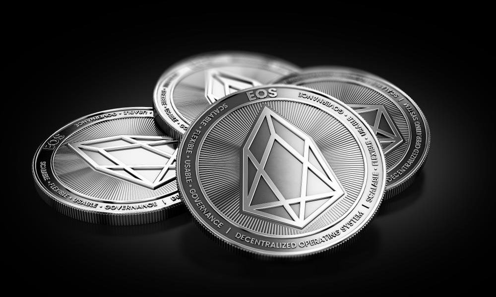eos the best cryptocurrency