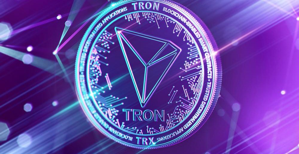 tron cryptocurrency website