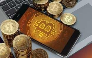 HTC Exodus 1s Bitcoin