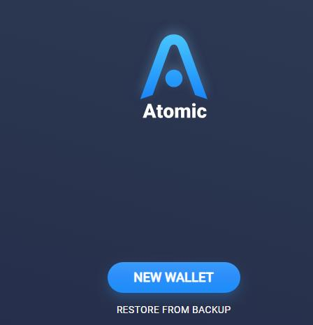 create new wallet Bitcoin Gold