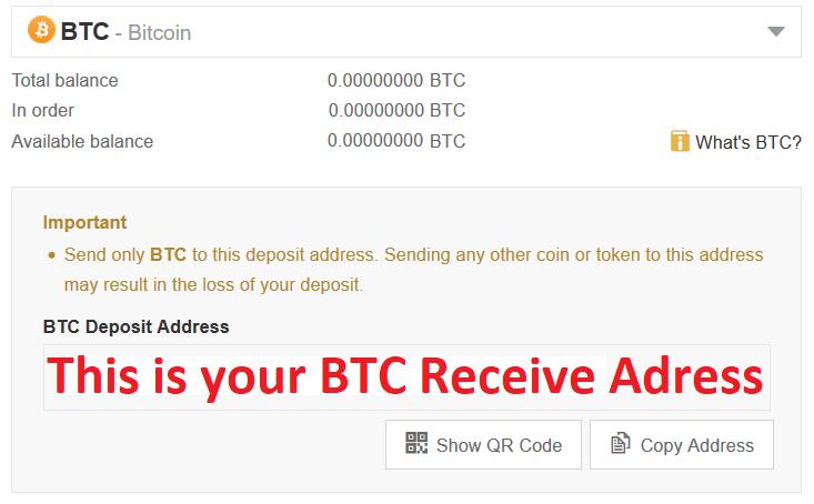 Bitcoin reçoit une adresse sur Binance pour acheter Dogecoin