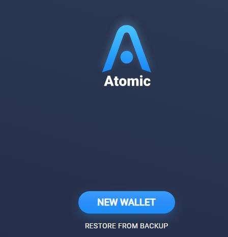 créer un nouveau portefeuille Bitcoin SV