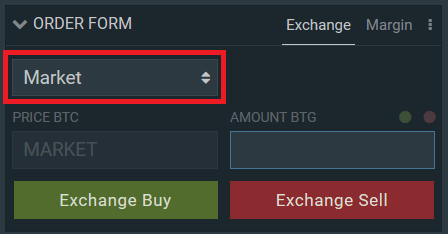 Buy Bitcoin Gold with USD on Bitfinex