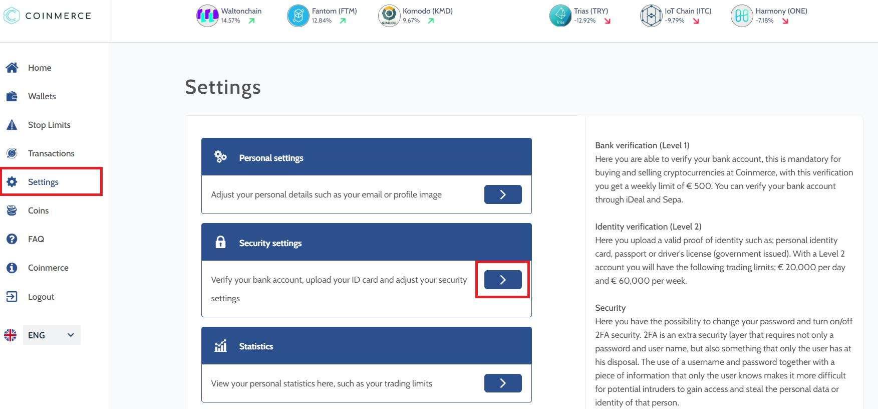 Bank account verification to purcVérification du compte bancaire pour l'achat de Dogecoinhase Dogecoin