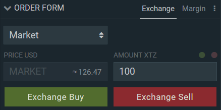 Buy Tezos on Bitfinex with USD or Euro