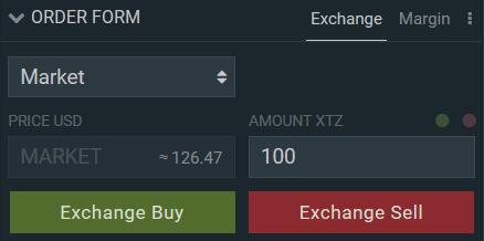 Comprar Tezos em Bitfinex com USD ou Euro