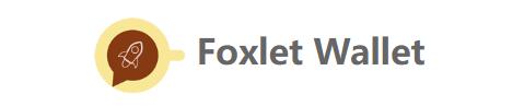 Foxlet Stellar wallet