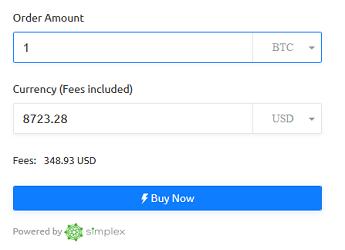 Comprar Bitcoin en KuCoin