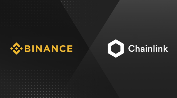 binance chainlink