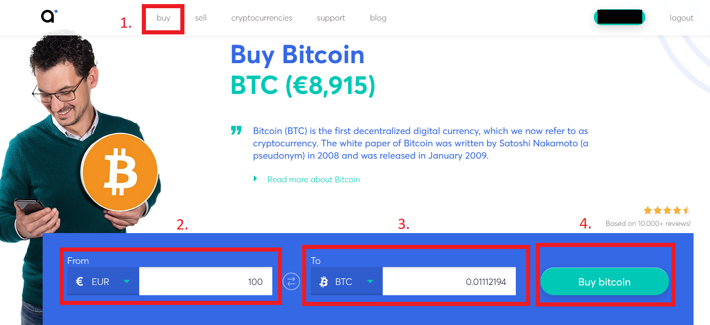 anycoin bitcoin kaufen