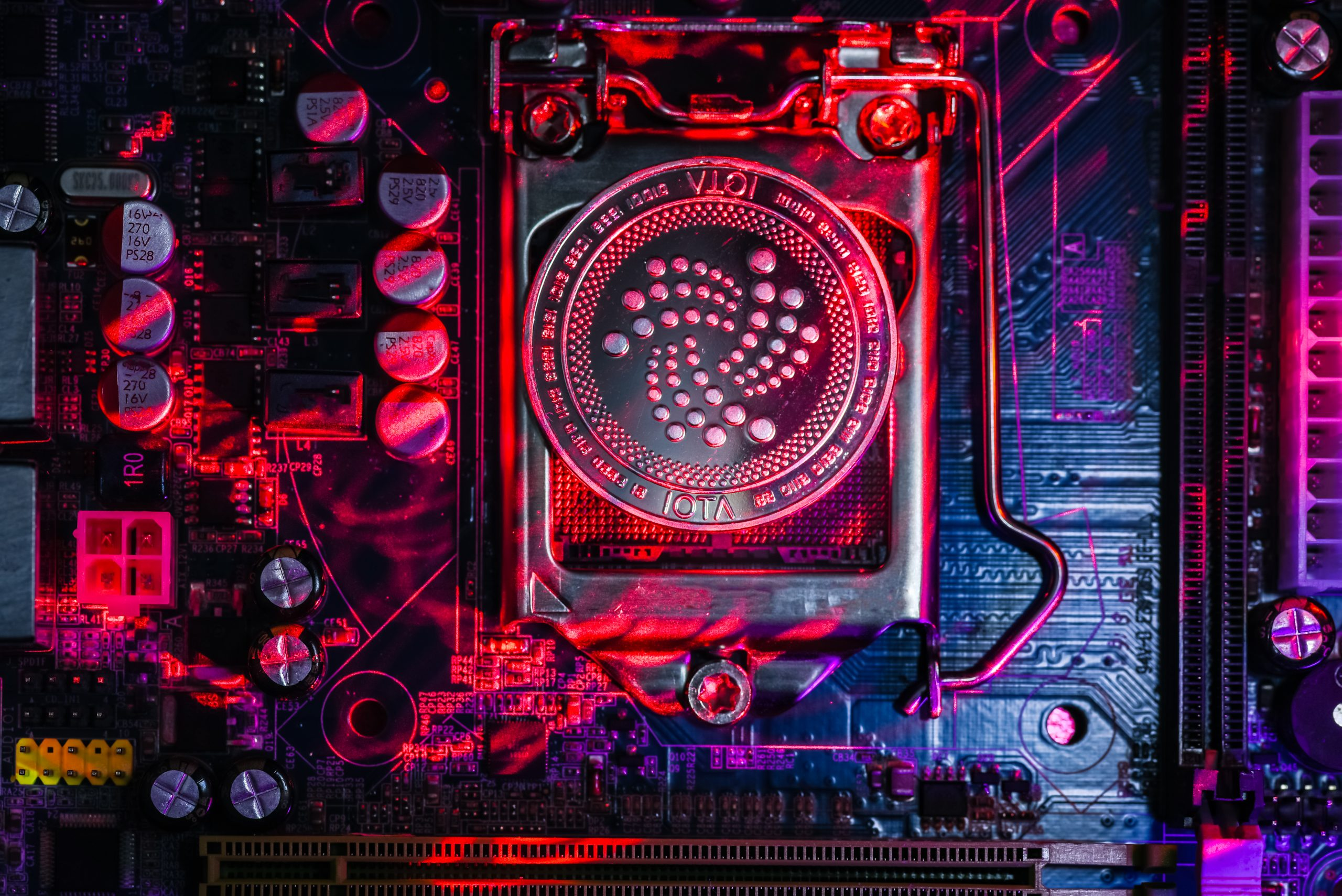 IOTA Chrysalis has the seal of approval from more than a dozen firms
