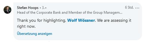 deutsche bank iota
