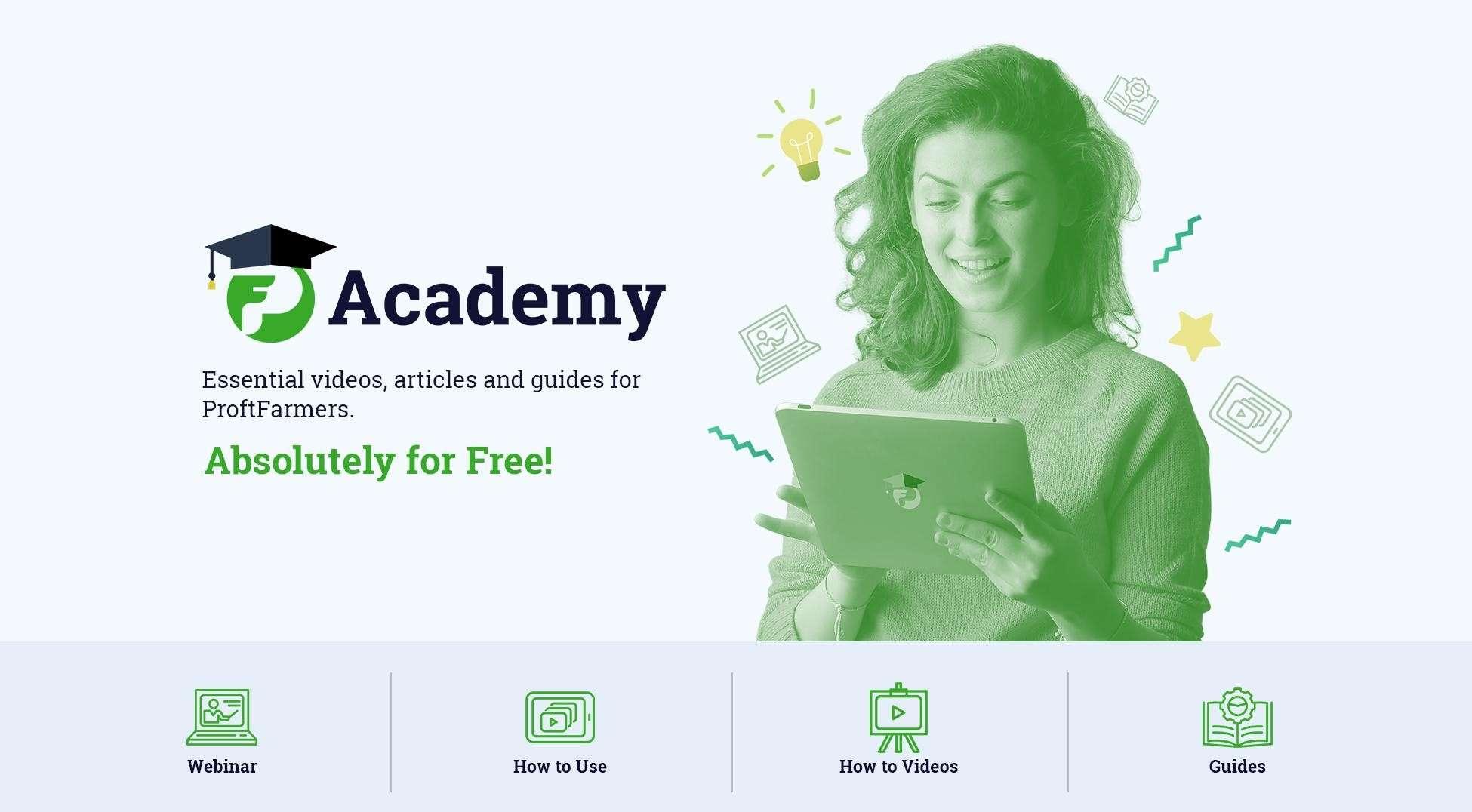 academy profitfarmers