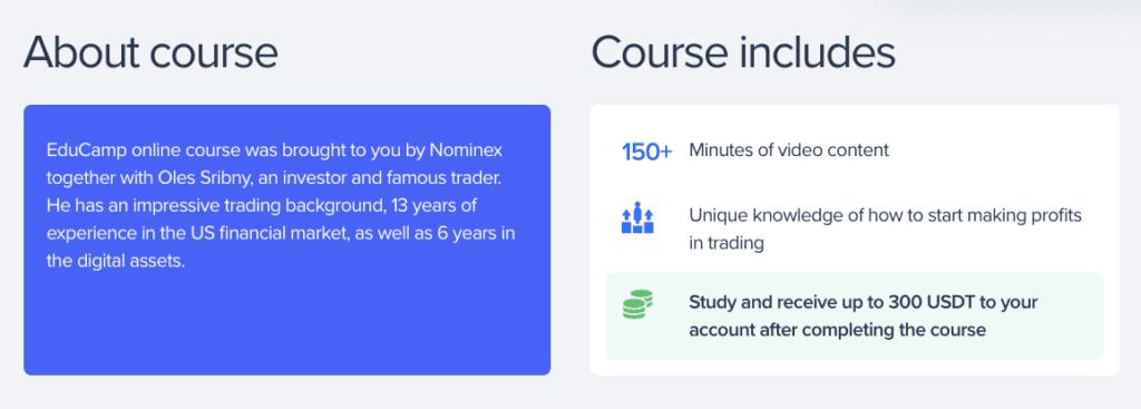 Nominex education