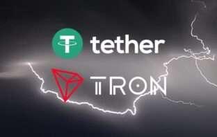 TRON Tether