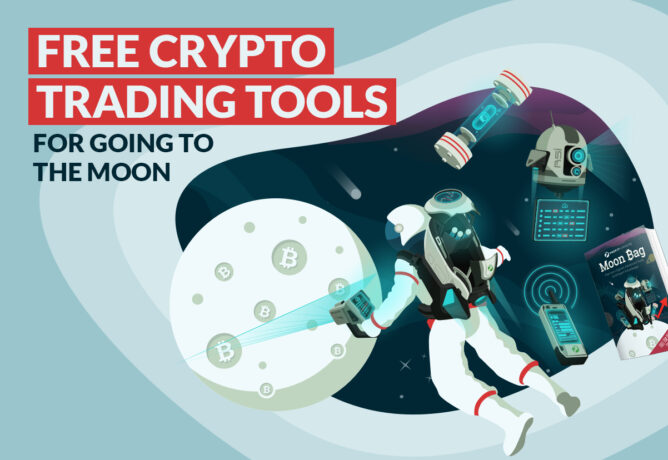 """Want more crypto-gains? Premium tools, now free for """"serious traders"""" …"""