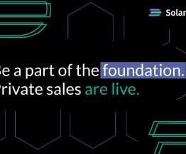 SOLANAX: FASTEST Decentralized Exchange built on Solana Blockchain The Bunker of Global Decentralized Finance