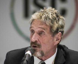 Market leaders pay tribute to 'the great' John McAfee after death in Spanish prison